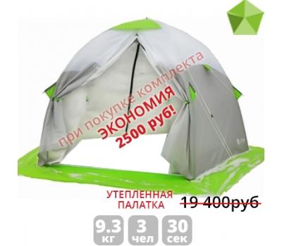 Зимняя палатка Лотос 3 Универсал Т, фото 1
