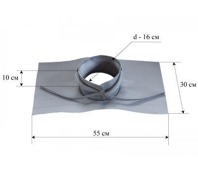 Клапан огнеупорный ЛОТОС (кремнезем 1000°С), фото 2
