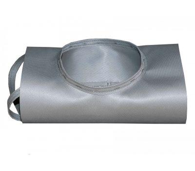 Клапан огнеупорный ЛОТОС (кремнезем 1000°С), фото 5