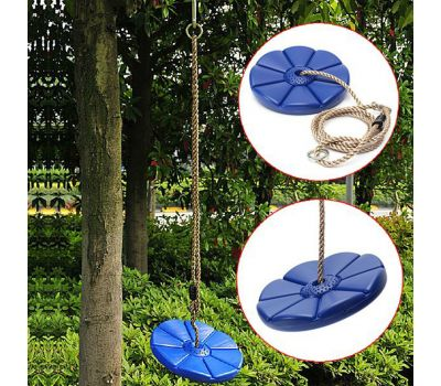 Диск-тарзанка Ромашка синяя, фото 2