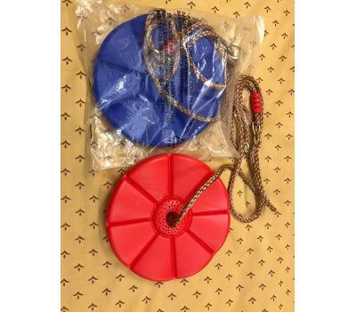 Диск-тарзанка Ромашка синяя, фото 5