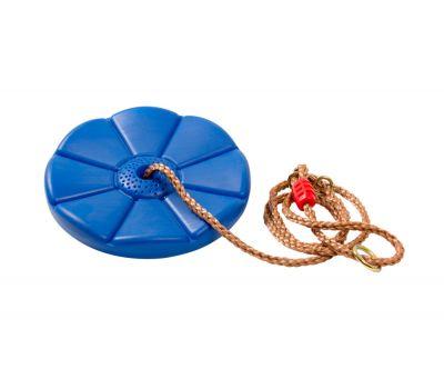 Диск-тарзанка Ромашка синяя, фото 3