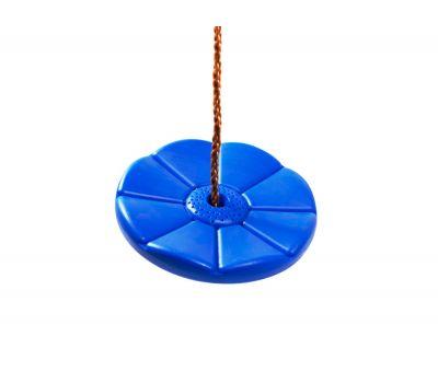 Диск-тарзанка Ромашка синяя, фото 1