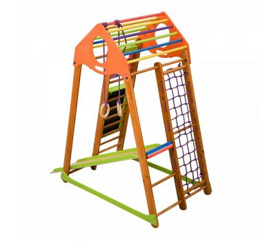 Детский спортивный комплекс «BambinoWood Plus», фото 3