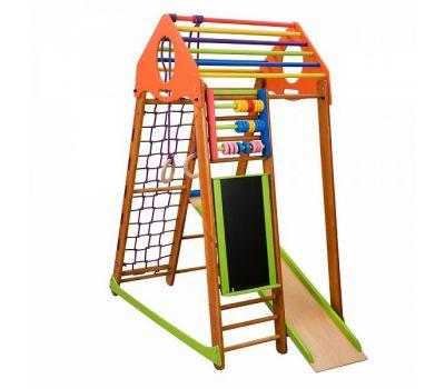 Детский спортивный комплекс «BambinoWood Plus», фото 1