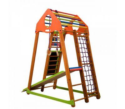 Детский спортивный комплекс «BambinoWood Plus», фото 5