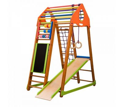 Детский спортивный комплекс «BambinoWood Plus», фото 6