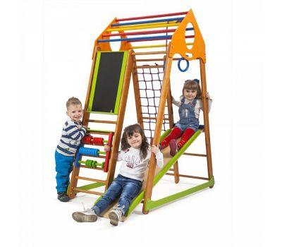 Детский спортивный комплекс «BambinoWood Plus», фото 2