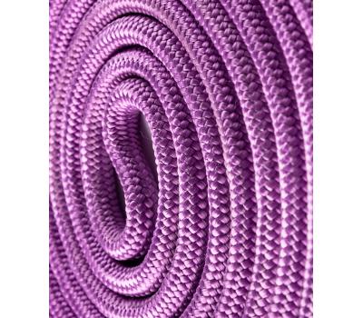 Скакалка для художественной гимнастики RGJ-104, 3м, сиреневый, фото 3