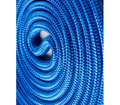 Скакалка для художественной гимнастики RGJ-104, 3м, синий, фото 3