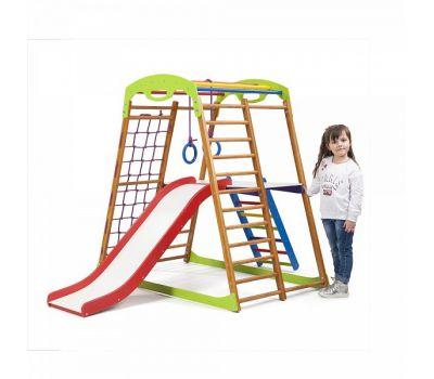 Детский спортивный комплекс для дома «BabyWood Plus 2», фото 2
