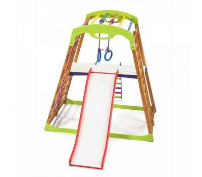 Детский спортивный комплекс для дома «BabyWood Plus 2», фото 3
