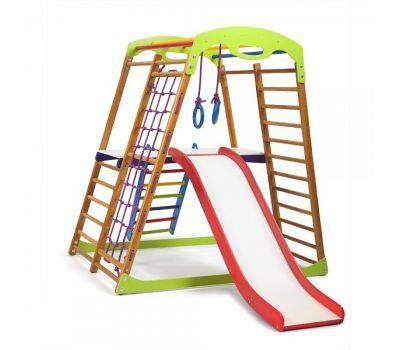 Детский спортивный комплекс для дома «BabyWood Plus 2», фото 4