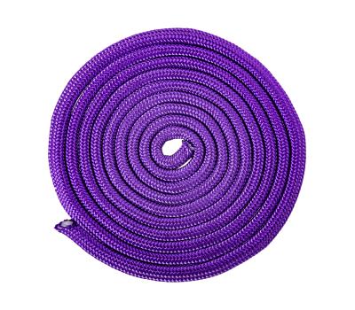 Скакалка для художественной гимнастики RGJ-104, 3м, фиолетовый, фото 2