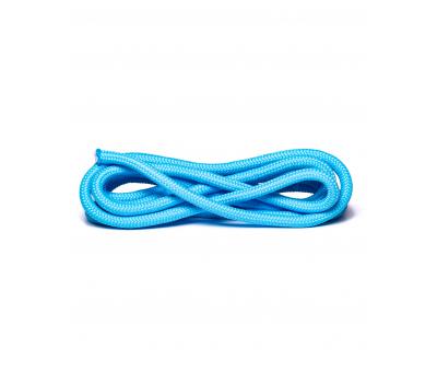 Скакалка для художественной гимнастики RGJ-104, 3м, голубой, фото 1