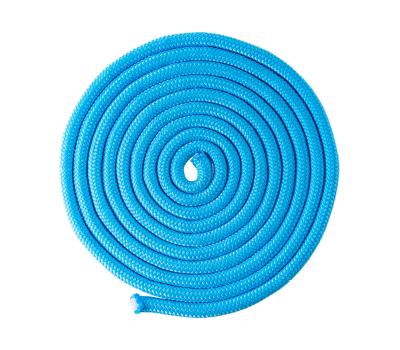 Скакалка для художественной гимнастики RGJ-104, 3м, голубой, фото 2