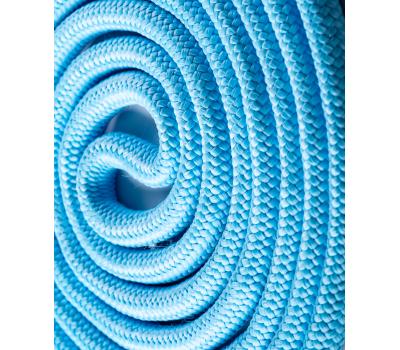 Скакалка для художественной гимнастики RGJ-104, 3м, голубой, фото 3