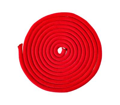 Скакалка для художественной гимнастики RGJ-104, 3м, красный, фото 2