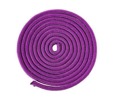 Скакалка для художественной гимнастики RGJ-104, 3м, сиреневый, фото 2