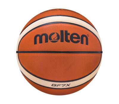 Мяч баскетбольный BGF7X №7, FIBA approved, фото 2