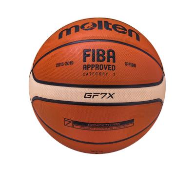 Мяч баскетбольный BGF7X №7, FIBA approved, фото 1