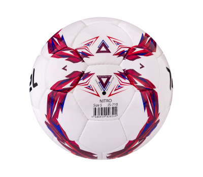 Мяч футбольный JS-710 Nitro №5, фото 4