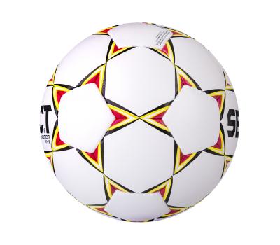 Мяч футзальный Indoor Five бел/крас/желтый, фото 3
