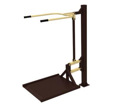 Уличный тренажер вертикальная тяга  Air-Gym ИНВА YT 16, фото 1