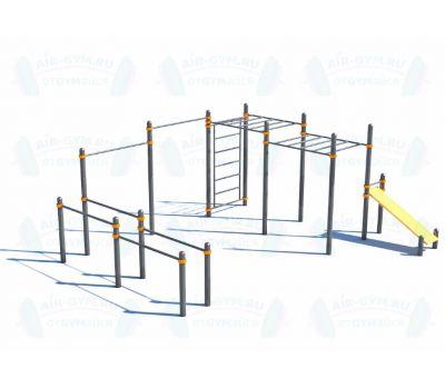 Спортивный комплекс для подготовки к сдаче норм ВФСК СВС-35-М, фото 2