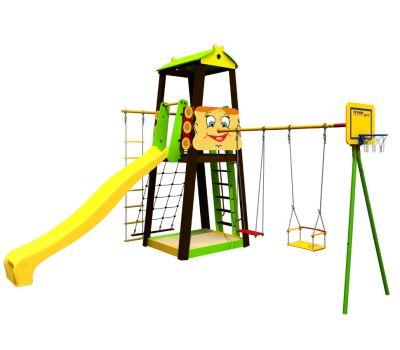 Детская игровая площадка Буратино 102.01.00, фото 1