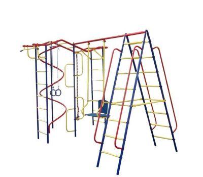 """Детский спортивный уличный комплекс """"Пионер"""" Вираж дачный плюс со спиралью, фото 1"""