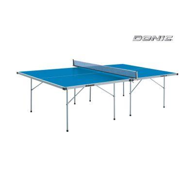 Стол теннисный DONIC Tornado-4 всеп. синий, фото 1