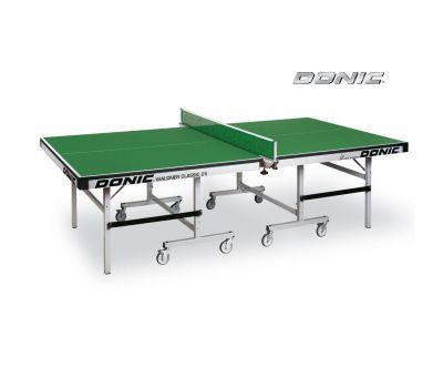 Теннисный стол DONIC WALDNER CLASSIC 25 GREEN (без сетки), фото 2