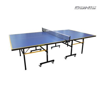 Стол теннисный DONIC TOR-SP 4 мм всеп. синий, фото 1
