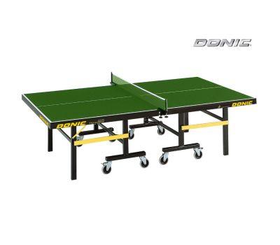 Теннисный стол DONIC PERSSON 25 GREEN (без сетки), фото 2