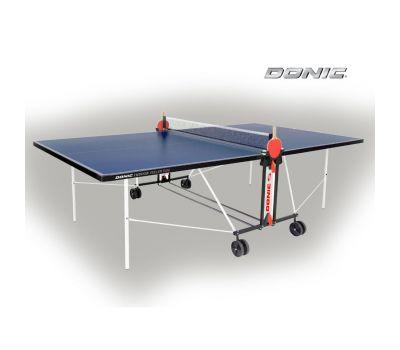 Теннисный стол OUTDOOR ROLLER FUN BLUE с сеткой 4мм, фото 1