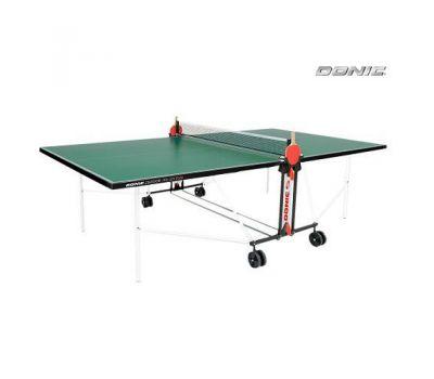 Теннисный стол OUTDOOR ROLLER FUN GREEN с сеткой 4мм, фото 1