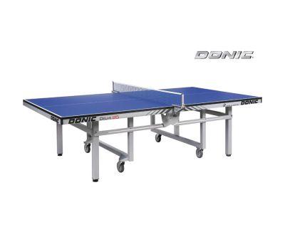 Теннисный стол DONIC DELHI 25 BLUE (без сетки), фото 1