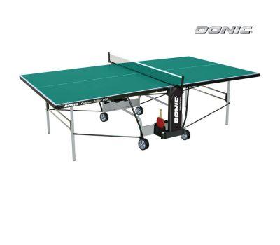 Теннисный стол OUTDOOR ROLLER 800-5 GREEN, фото 1