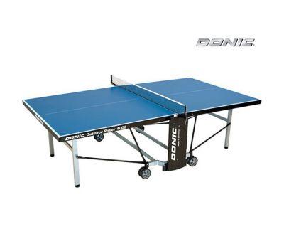 Теннисный стол OUTDOOR ROLLER 1000 BLUE, фото 2