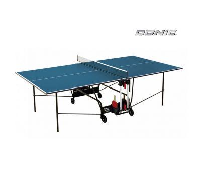 Теннисный стол DONIC INDOOR ROLLER 400 BLUE, фото 2