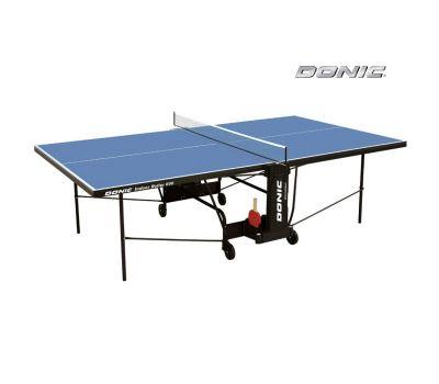 Теннисный стол DONIC INDOOR ROLLER 600 BLUE, фото 2
