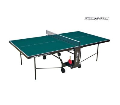 Теннисный стол DONIC INDOOR ROLLER 600 GREEN, фото 2