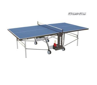 Теннисный стол DONIC INDOOR ROLLER 800 BLUE, фото 2