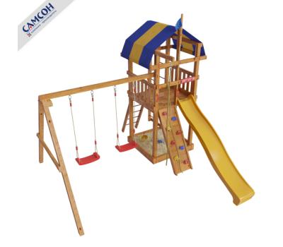 Детская площадка Самсон Аляска, фото 2