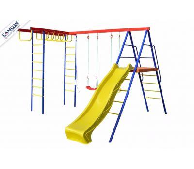Детская игровая площадка Гелиос, фото 1