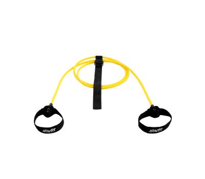 Эспандер лыжника-пловца ES-901, 6х9х2200 мм, 2 кг, желтый, фото 2