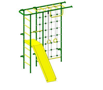 """ДСК """"Пионер 11СМ"""" зелёно/жёлтый, фото 1"""