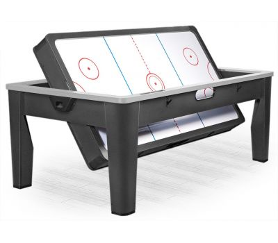 Многофункциональный игровой стол 6 в 1 «Tornado» (темно-серый), фото 3