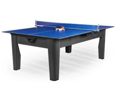 Многофункциональный игровой стол 6 в 1 «Tornado» (темно-серый), фото 10